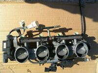 KAWASAKI ZX636R 05-06 FUEL INJECTION RACK AND AIR BOX COMPLETE Windsor Region Ontario Preview