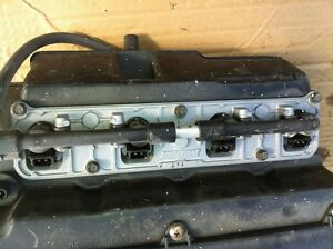 KAWASAKI ZX636R 05-06 FUEL INJECTION RACK AND AIR BOX COMPLETE Windsor Region Ontario image 10
