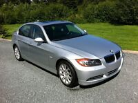 2008 BMW 3-Series 335xi Sedan (All-Wheel Drive)