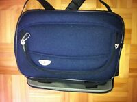 Samsonite luggage Attachable Tote- Valise Fourre-tout enfilable