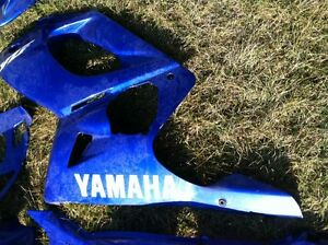 PARTING OUT A 1996-2006 YAMAHA YZF600RH2R THUNDER CAT Windsor Region Ontario image 10