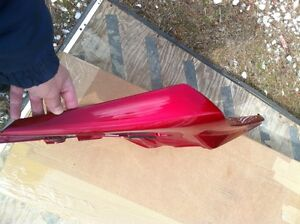 YAMAHA R1 2008 STOCK TAIL SECTION AND REAR FENDER Windsor Region Ontario image 2