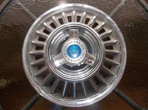 1967 1968 Thunderbird hub cap......$40.00
