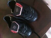 Toddler Girls Size 11 Soccer Shoes
