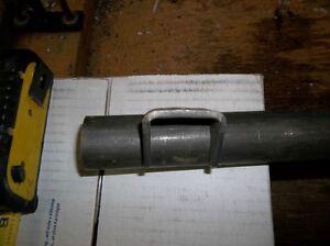 """FLUSH MOUNT & CENTER MOUNT TUBE BRACKETS , 3/16"""" THICK  $5.00 EA Belleville Belleville Area image 2"""
