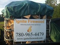 Ignite Firewood- Dry, Split, Clean Birch-