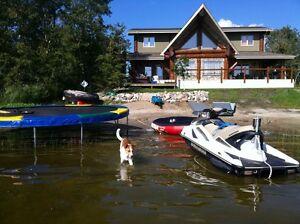 LAKESIDE LOTS FOR SALE AT GOOD SPIRIT LAKE, SASK.