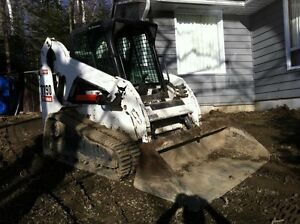 Bobcat and Backhoe Services