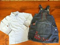 Girls clothes, fall & winter (size 7)