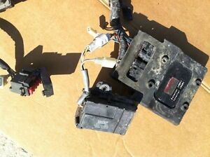 KAWASAKI ZX636R 05-06 COMPLETE ELECTRICAL HARNESS Windsor Region Ontario image 2