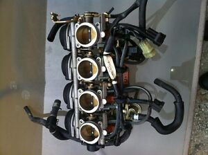 YAMAHA R6R 05 CARBURATORS Windsor Region Ontario image 2
