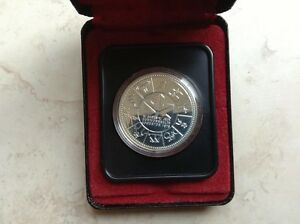 1978 Canadian dollar silver coin