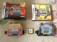Guitar Hero pour DS Lite