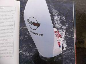 1992 Corvette dealer showroom catalog London Ontario image 4