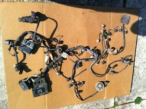 KAWASAKI ZX636R 05-06 COMPLETE ELECTRICAL HARNESS