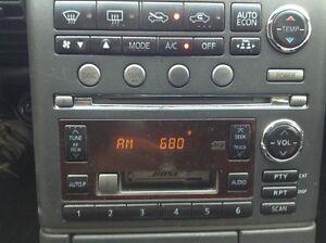 Infinity G35 Climate control radio repair