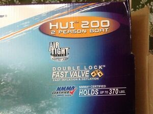 Brand new HUI 200 two persons boat. $50