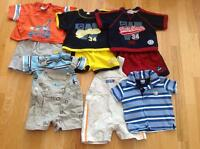 Boys shorts sets (5)