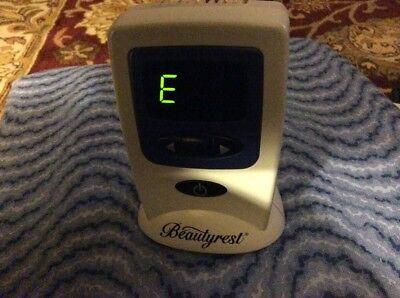 Beautyrest Bilt-Safe Electric Blanket Control Model BST-CONT-05-CD-Q