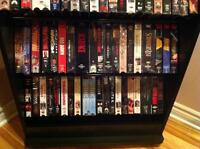 VHS with Shelving