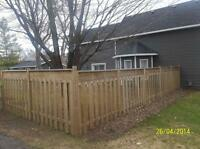 Fence Installation at a lower cost