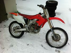 Misc CRF Parts