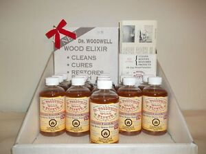 Dr Woodwell's Wood Elixir ~ Furniture Restoration