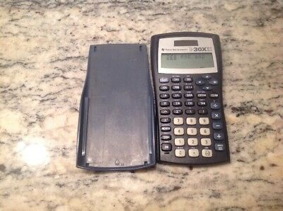 Texas Instruments TI-30X IIS Solar Scientific Calculator TI 30xiis Free Shipping