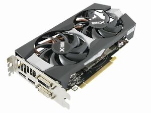 Sapphire Radeon Graphics card  dual-x r9 270x 2g d5 for sale Ashgrove Brisbane North West Preview