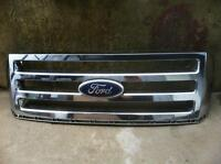 FORD CHROME GRILL