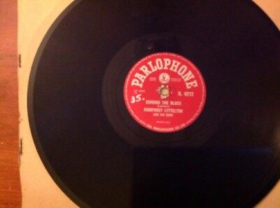 Humphrey Lyttelton - Love Love Love / Echoing The Blues 78 Rpm Record for sale  Weston-super-Mare