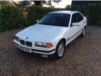 BMW 3 SERIES 316I SE AUTO 78k (white) 1996
