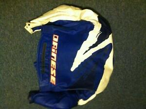 DAINESE 2 PARTS RACING SUIT SIZE 52/42 IN VERY GOOD CONDITION Windsor Region Ontario image 6