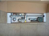 Crosswater SK805c shower kit Chrome new unused BNIB