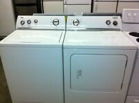 Washer $225 & Dryer $159 -  with Warranty // USED APPLIANCE SALE