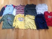 Boys long sleeve t-shirts (9)