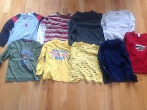 Boys long sleeve t-shirts (9)