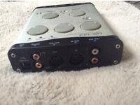 Used Tascam US-144 USB 2.0 Audio Interface