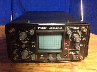 Protek Oscilloscope P-2015