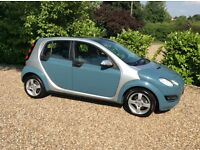 SMART FORFOUR 1.5 CDI AUTO DIESEL (silver) 2005