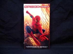SPIDERMAN VHS TAPE ( Factory Sealed )