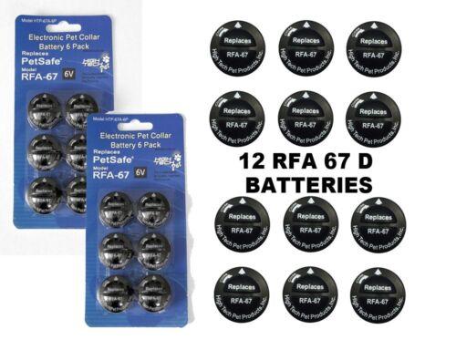High Tech Pet High Tech Replacement Battery For Petsafe R...