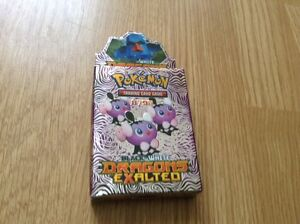 pokemon trading cards black & white dragons exalted 8798
