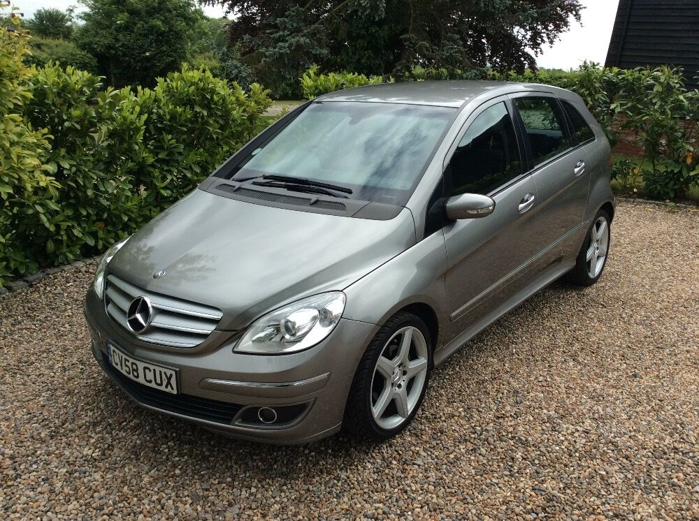 mercedes benz b class b180 cdi se auto fsh grey 2008 in ongar essex gumtree. Black Bedroom Furniture Sets. Home Design Ideas