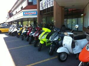 ALFATECH  electric or gas scooters Kingston Kingston Area image 11