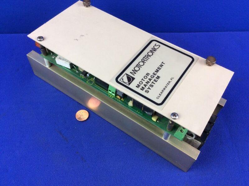 MOTORTRONICS LC2-1-N MOTOR MANAGEMENT SYSTEM SOFT STARTER