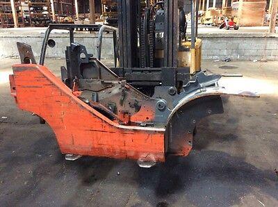 Toyota Forklift 8fgu15 Serial Number 11873 Good Used Frame