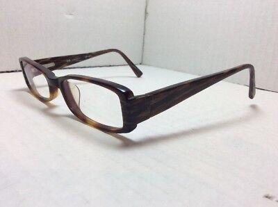 O&X New York Eyeglasses FRAMES OP-97U Brown/Multicolor 51[]17 138
