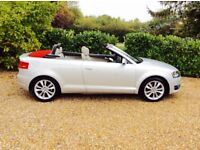 AUDI A3 TFSI SPORT ONLY 9800 MILES AUTO (silver) 2012