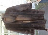 FUR COATS,   Dark Ranch Mink